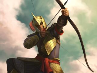 lord of the rings, haldir, archer wallpaper
