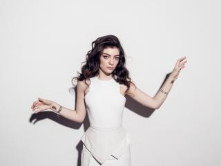 Lorde wallpaper