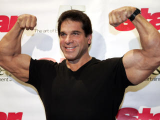 lou ferrigno, bodybuilder, actor wallpaper