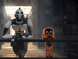 Love Death And Robots wallpaper