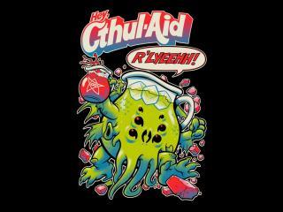 lovecraft, kool-aid, cthulhu wallpaper