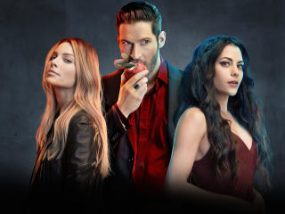 Lucifer Season 5 wallpaper