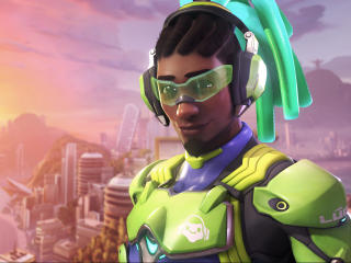 Lucio In Overwatch 2 wallpaper