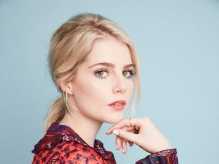Lucy Boynton 2019 wallpaper