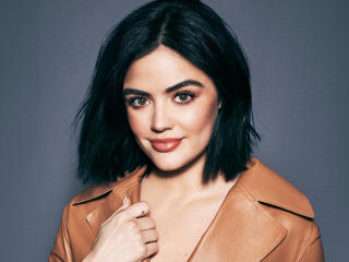 Lucy Hale Face 2020 wallpaper