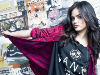 Lucy Hale Images wallpaper