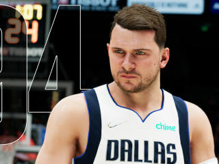 Luka Doncic NBA 2K22 wallpaper