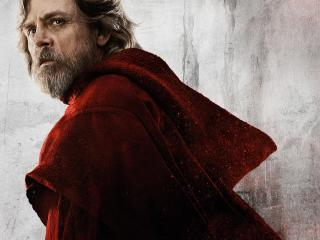 Luke Skywalker Star Wars The Last Jedi wallpaper