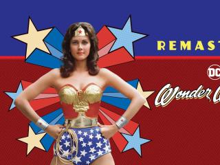 Lynda Carter as Wonder Woman wallpaper