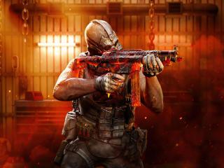 Mace Metal Phantom Call Of Duty Mobile wallpaper