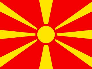 Macedonia Flag wallpaper