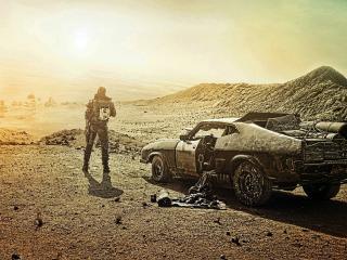 Mad Max Fury Road Hd Wallpapers wallpaper