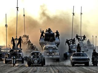 Mad Max Fury Road Vehicles Wallpapers wallpaper