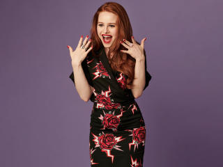Madelaine Petsch 4K wallpaper