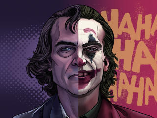 Madman Joker wallpaper