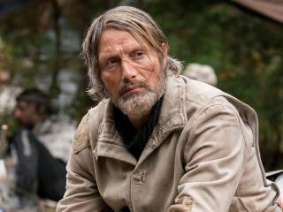 Mads Mikkelsen in Chaos Walking wallpaper