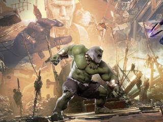 Maestro Hulk wallpaper