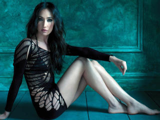 Maggie Q sexy wallpapers wallpaper