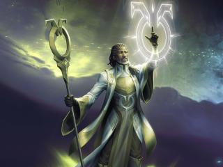 Magic Legends Sanctifier Class wallpaper