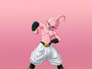Majin Buu In Dragon Ball Z Kakarot wallpaper
