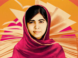 HD Wallpaper | Background Image Malala Yousafzai