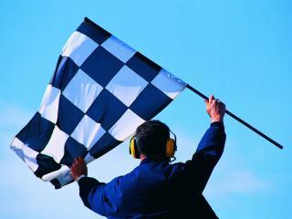 man, flag, start wallpaper
