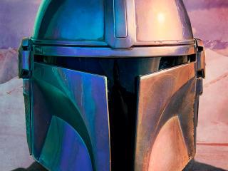 Mandalorian Helmet wallpaper
