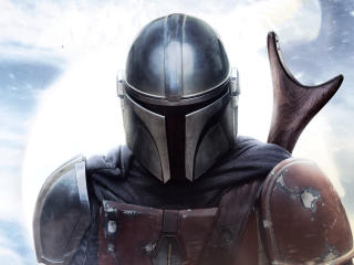 Mandalorian wallpaper