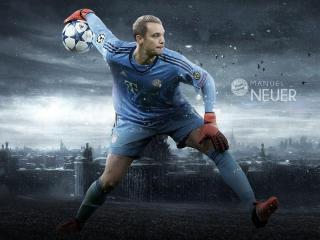 Manuel Neuer wallpaper