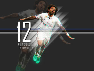 Marcelo Vieira Real Madrid 2021 wallpaper