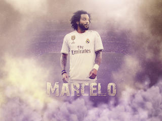 Marcelo Vieira Real Madrid wallpaper