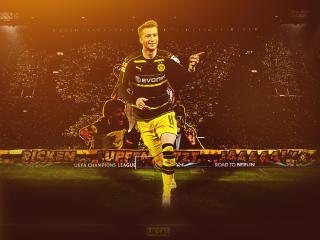 Marco Reus Cool Borussia Dortmund wallpaper