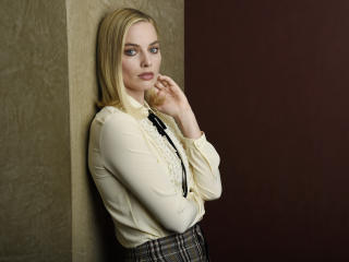 Margot Robbie 4K 2019 wallpaper