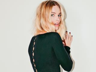 Margot Robbie Australian Actress 2017 wallpaper