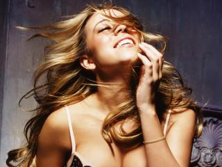 Mariah Carey smile wallpapers wallpaper