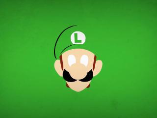 Mario Luigi Green wallpaper