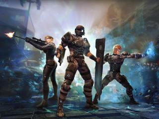MARS Mercenary Assault and Recon Squad wallpaper