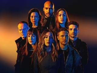 Marvel Agents of SHIELD wallpaper