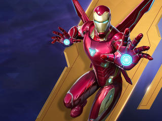 Marvel Avengers Iron Man wallpaper