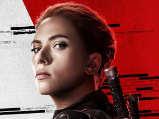Marvel Black Widow wallpaper