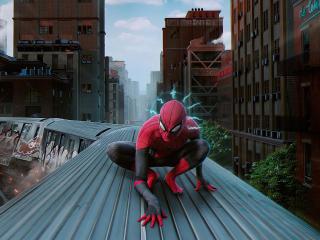Marvel Comic HD Spider-Man wallpaper