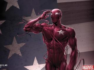 Marvel Comics Carnage wallpaper