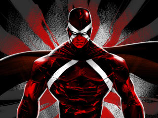 Marvel Daredevil Cool Art wallpaper