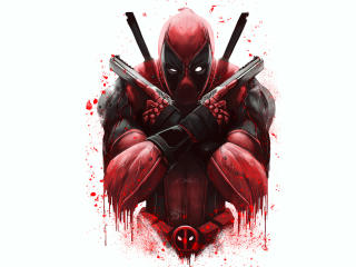 Marvel Deadpool Artwork wallpaper
