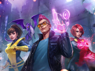 Marvel Future Fight 2020 wallpaper
