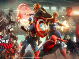 Marvel Future Revolution 4k 2021 Gaming wallpaper