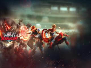 Marvel Future Revolution Game wallpaper