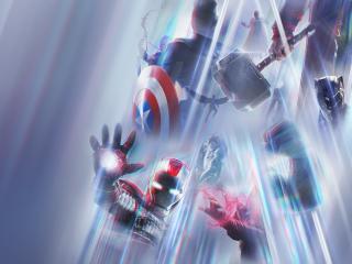 Marvel Legends wallpaper