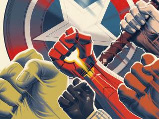 Marvel's Avengers Gaming 2k21 wallpaper