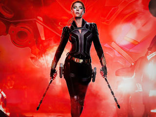 Marvel's Black Widow FanArt wallpaper